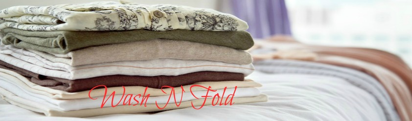 Dry Cleaners - Wash & Fold